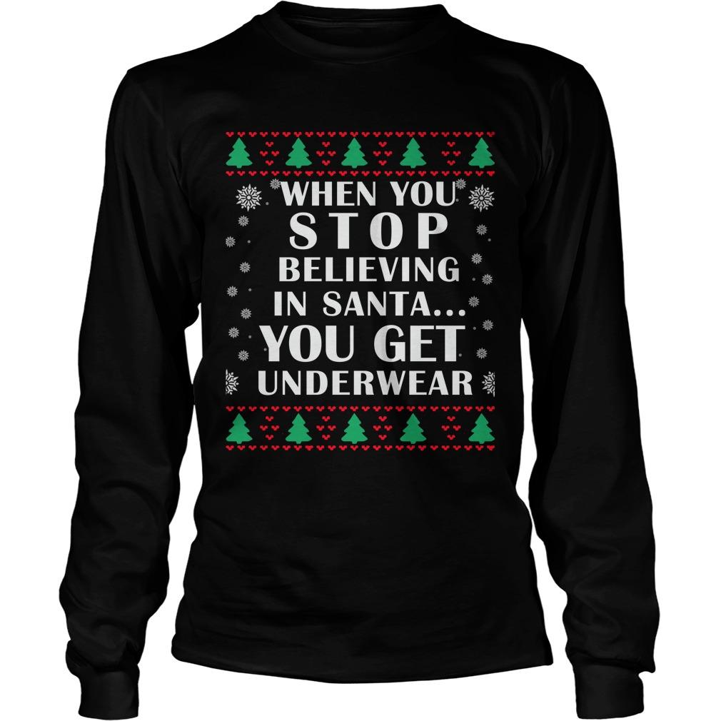 Funny ugly Christmas Longsleeve tee