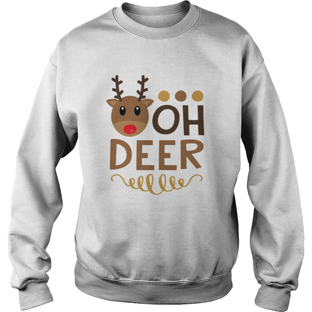 Gift Oh Deer Simply Southern Christmas sweater