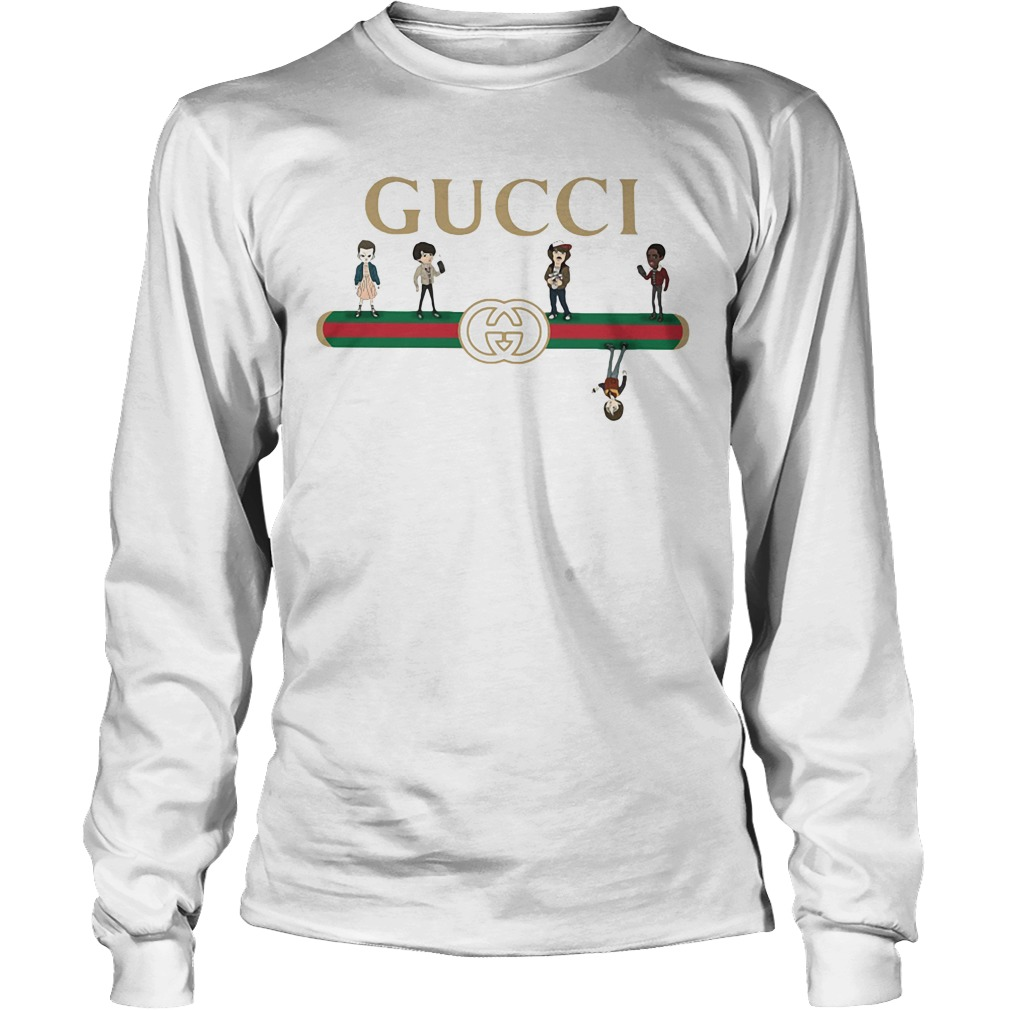 Gucci stranger things Long Sleeve