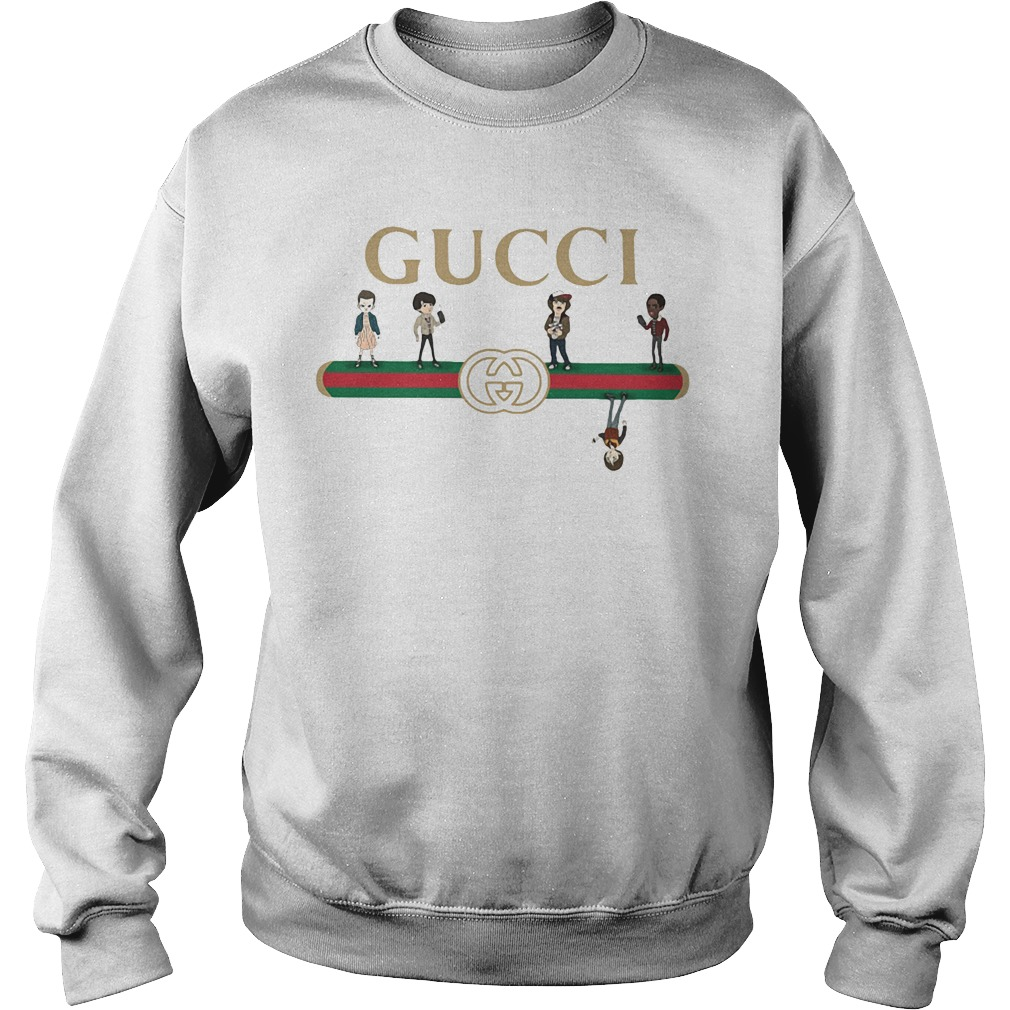 Gucci stranger things sweater