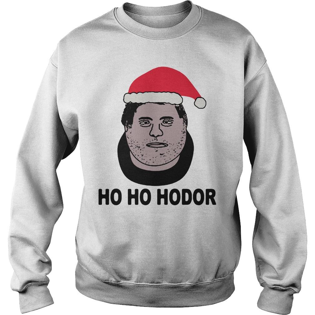 HO HO HODOR Sweater