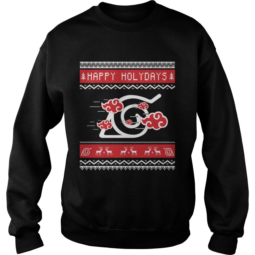 Naruto Chirstmas sweater