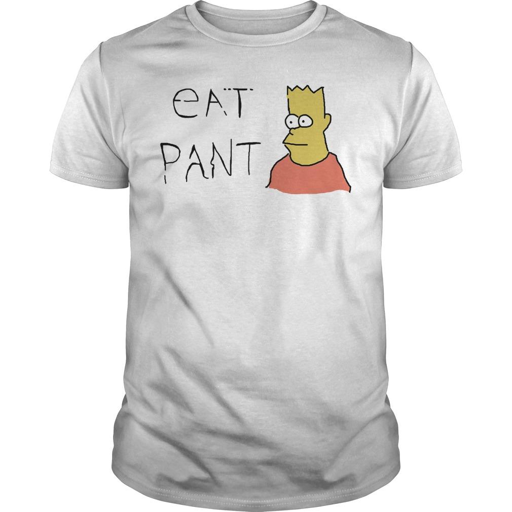 Official Eat pant shirt