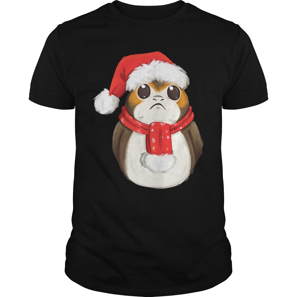 Official Xmas Porg Guys shirt