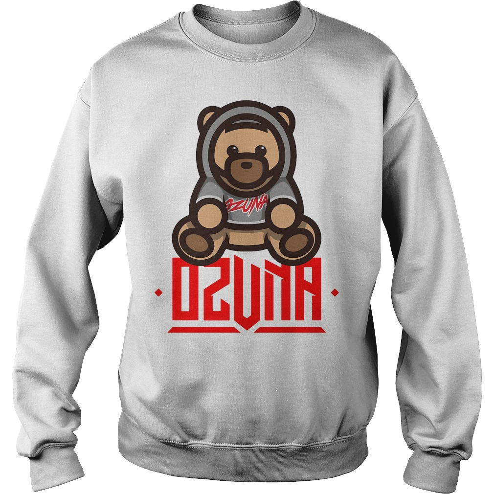 OZUNA logo new design best Sweater