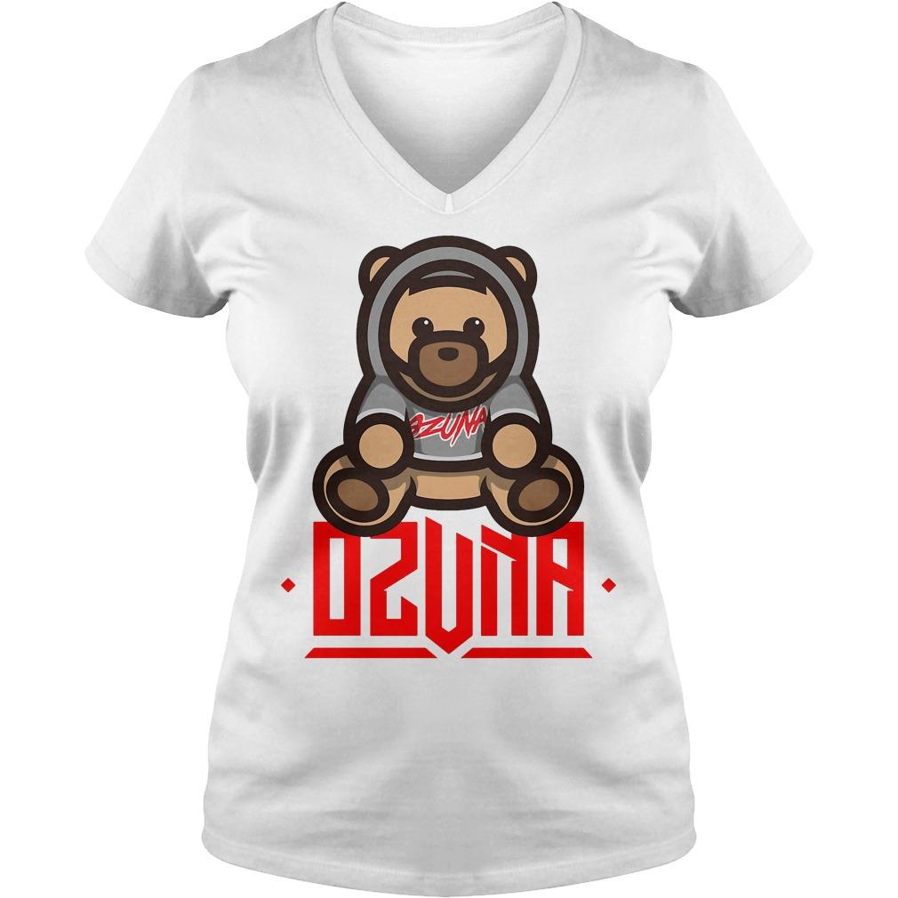 OZUNA logo new design best V-neck t-shirt