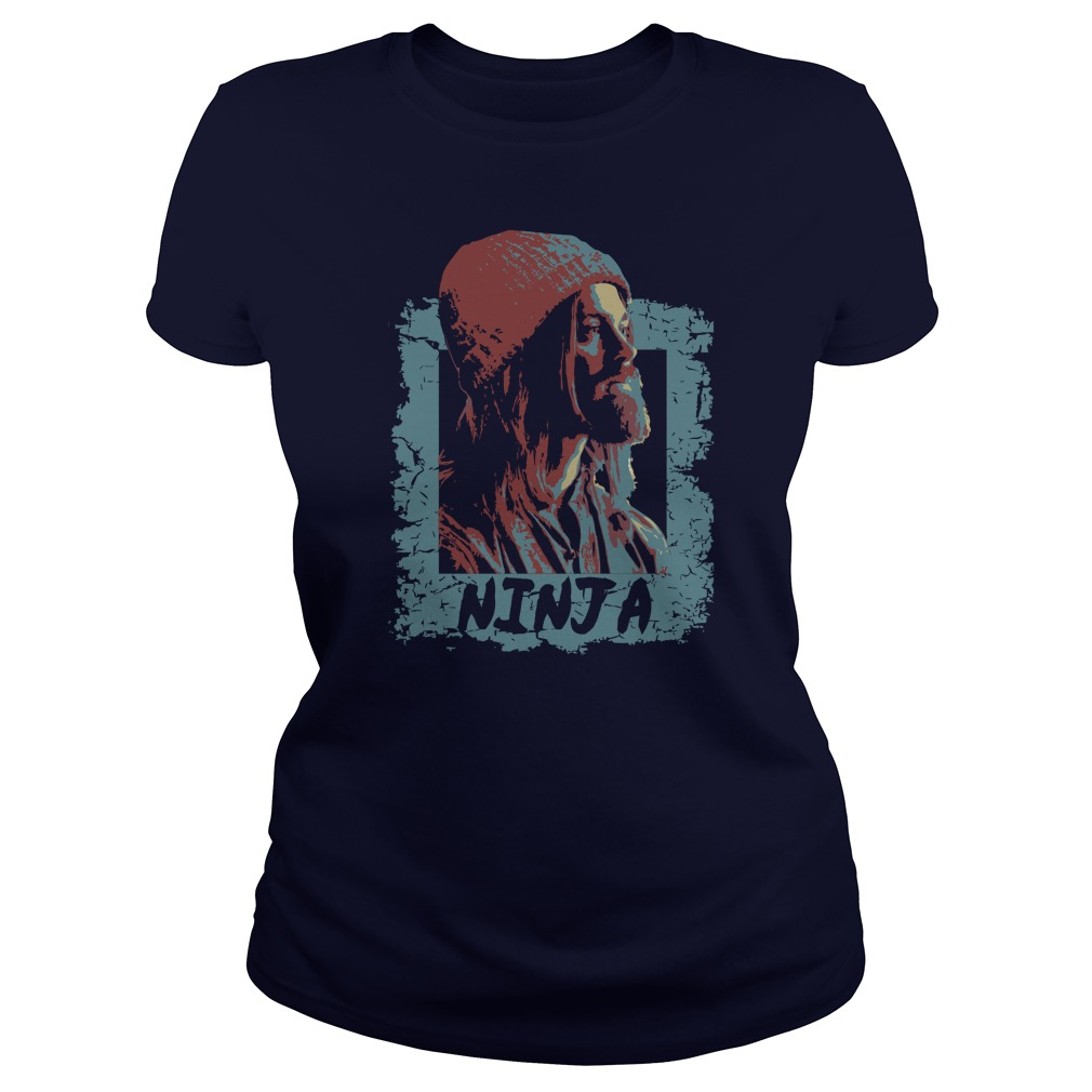 Paul Jesus Monroe The Walking Dead Ladies tee