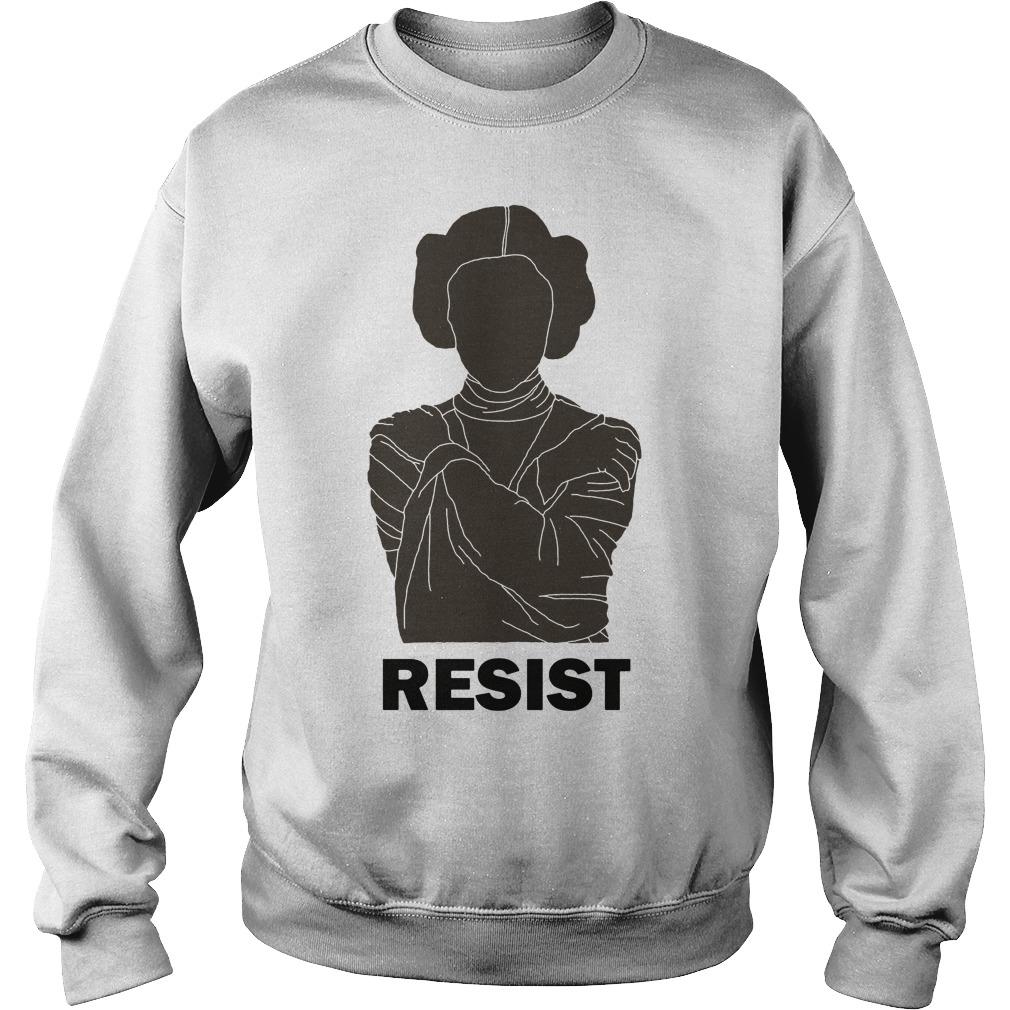 Princess Leia Resist Sweater