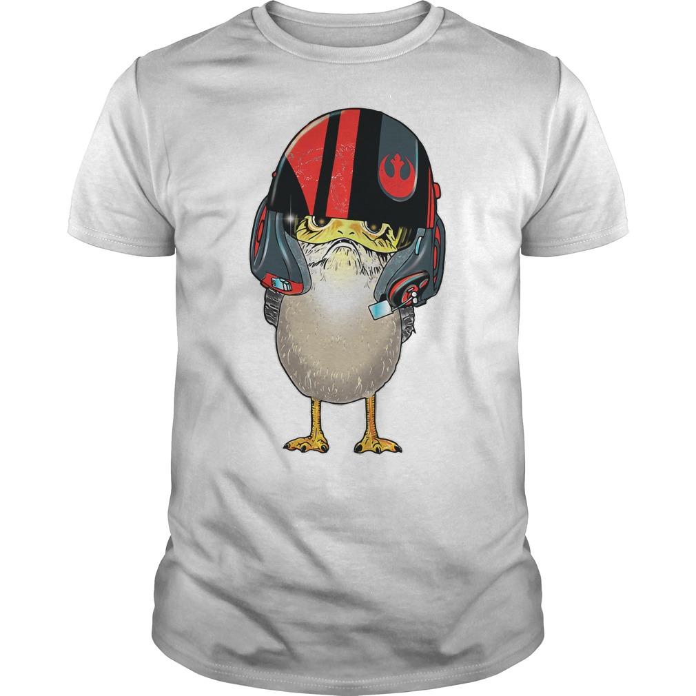Star Wars: Rogue Porg shirt