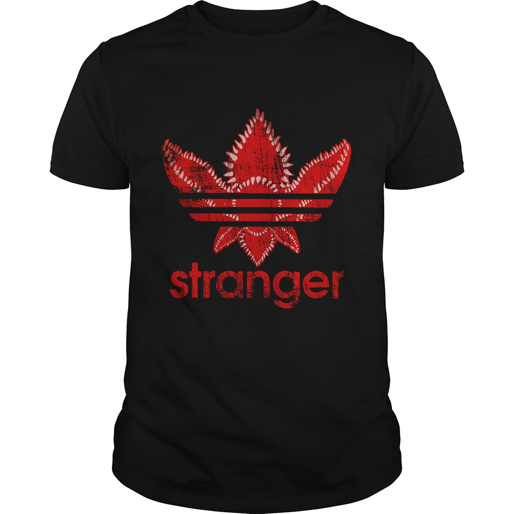 Stranger Things Adidas shirt