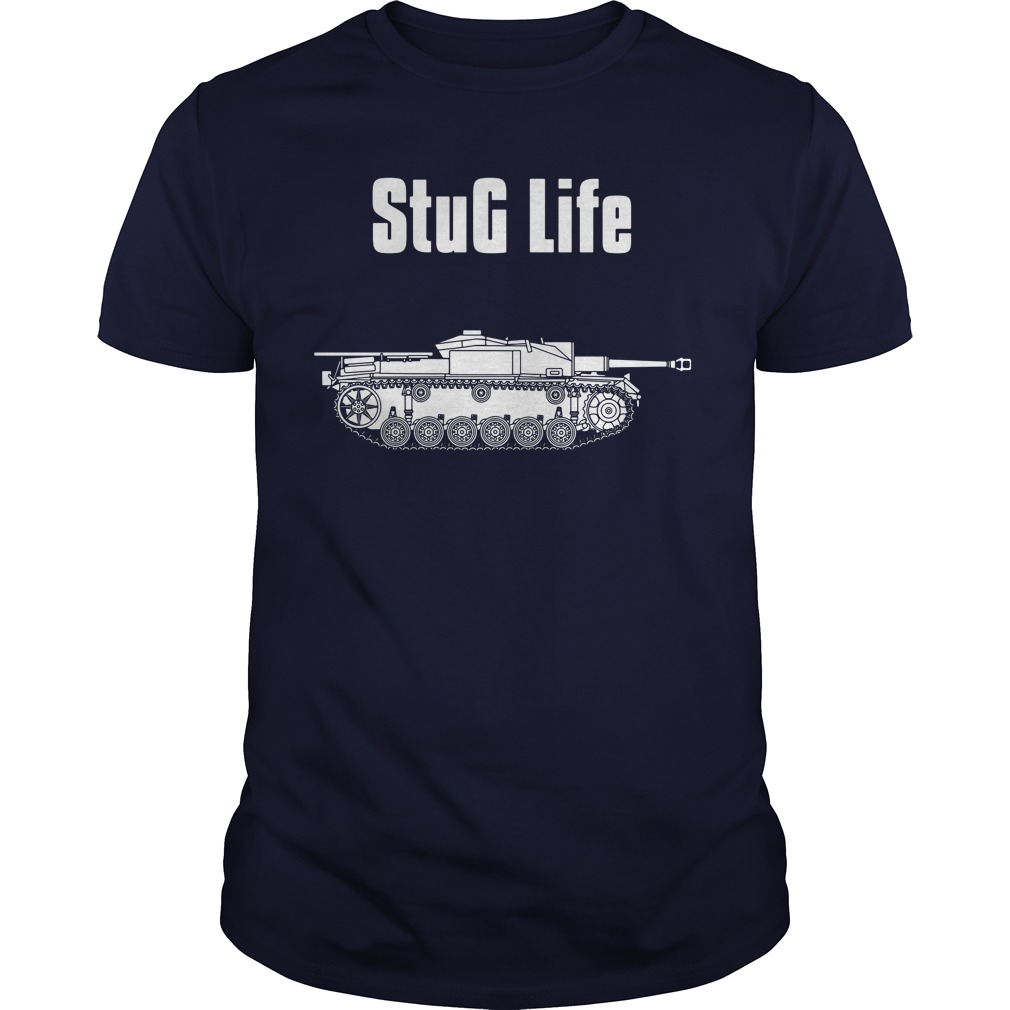 StuG Life - Military history Visualized shirt