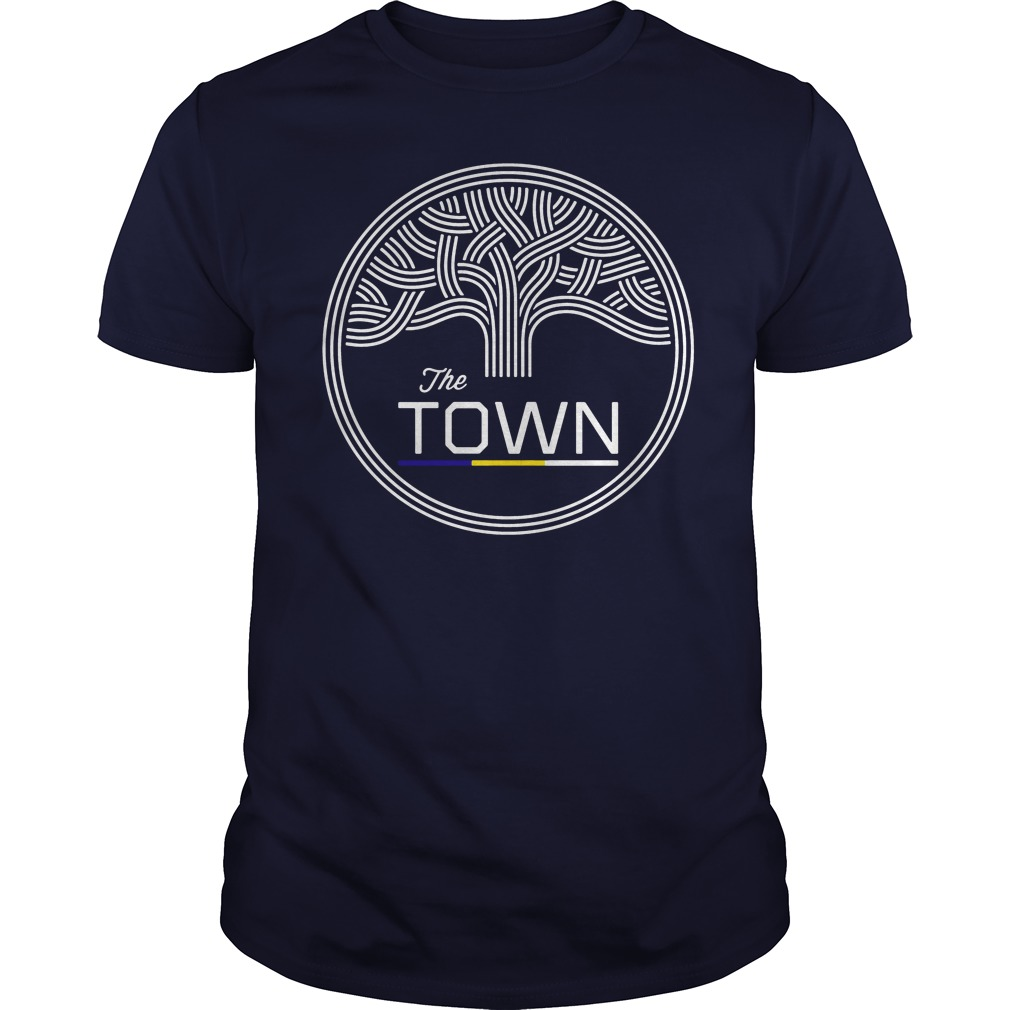 The Town shirt