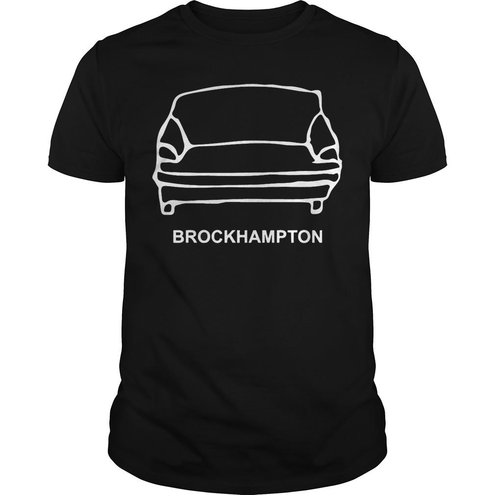 Official Brockhampton shirt