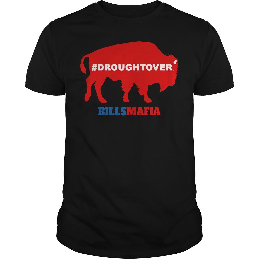 Buffalo Bills playoff drought over shirt