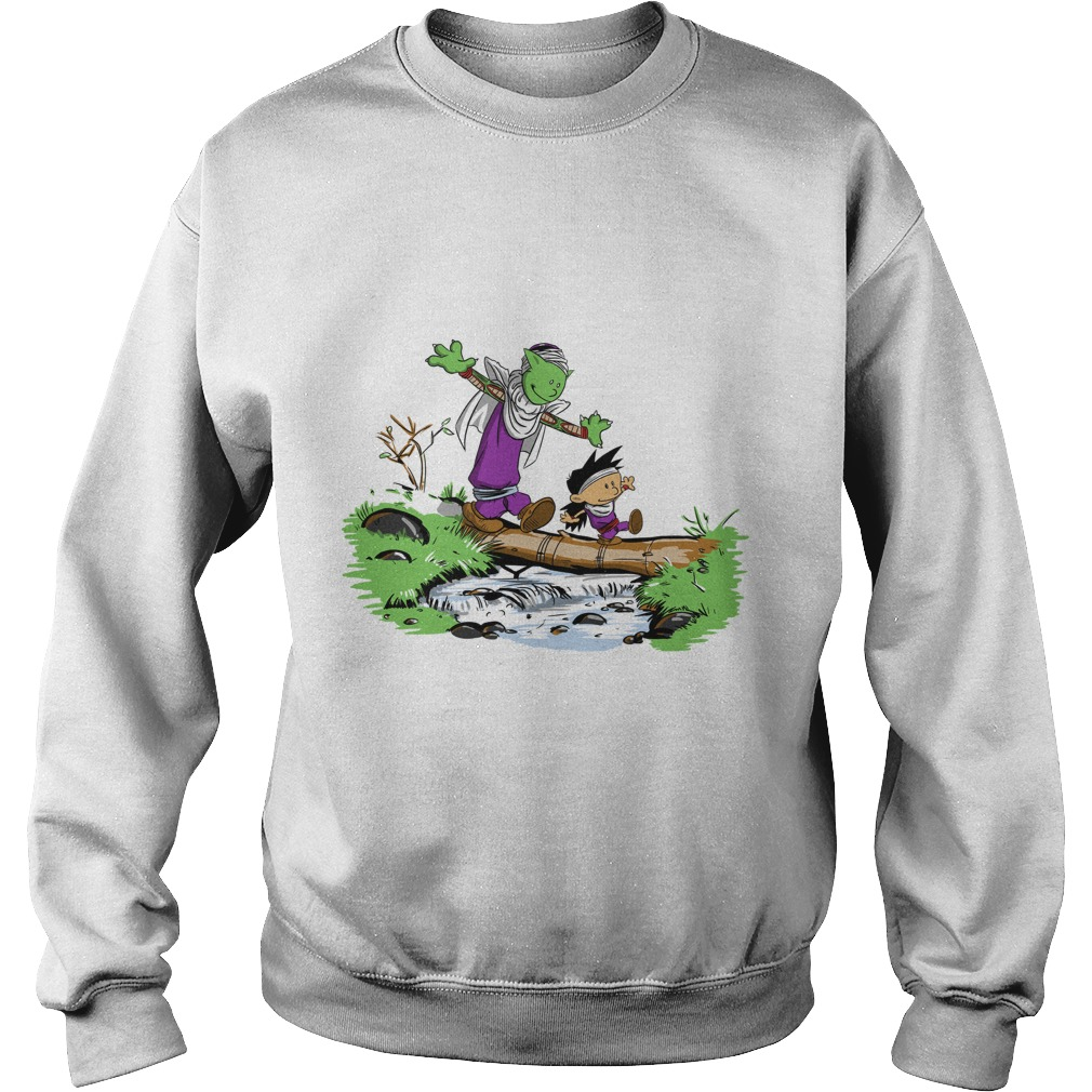 Gohan and piccolo pai Sweater