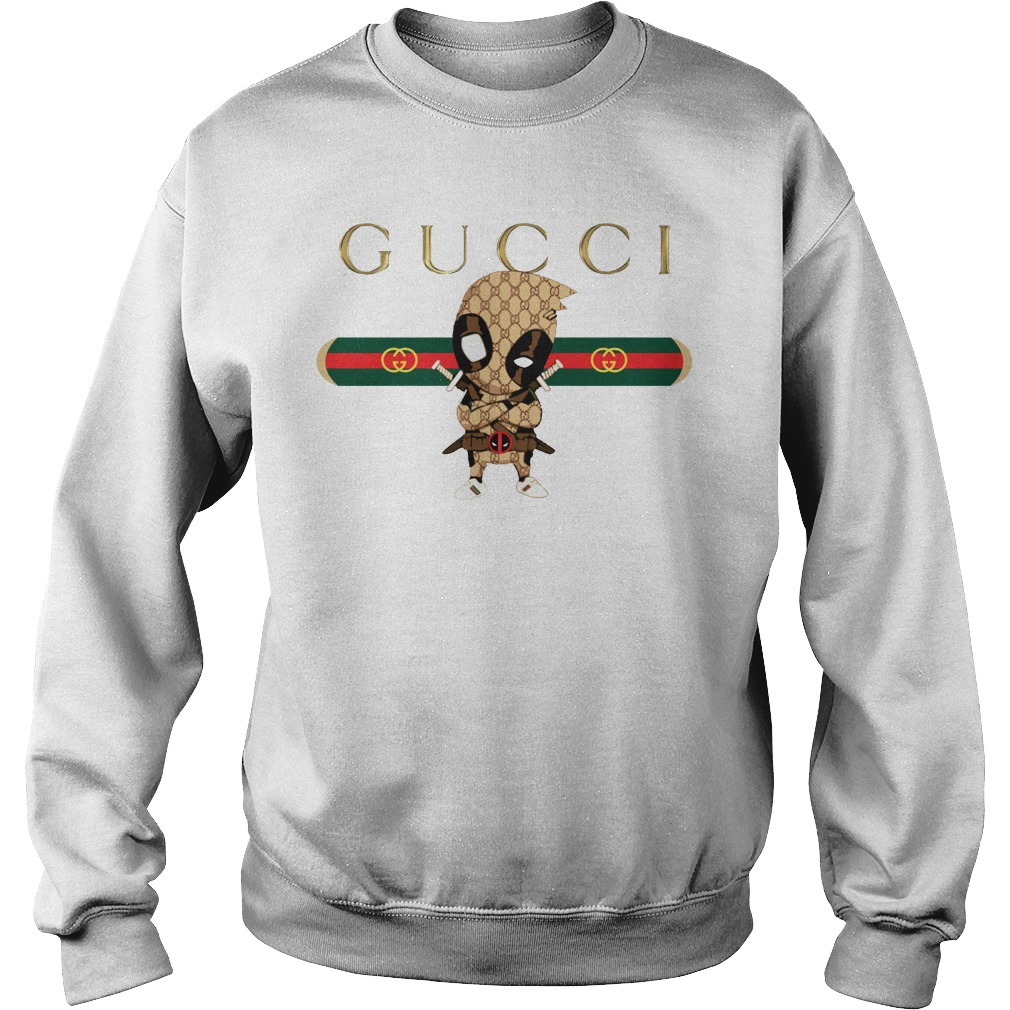 724e7196339 Official Gucci Deadpool hoodie and t shirt