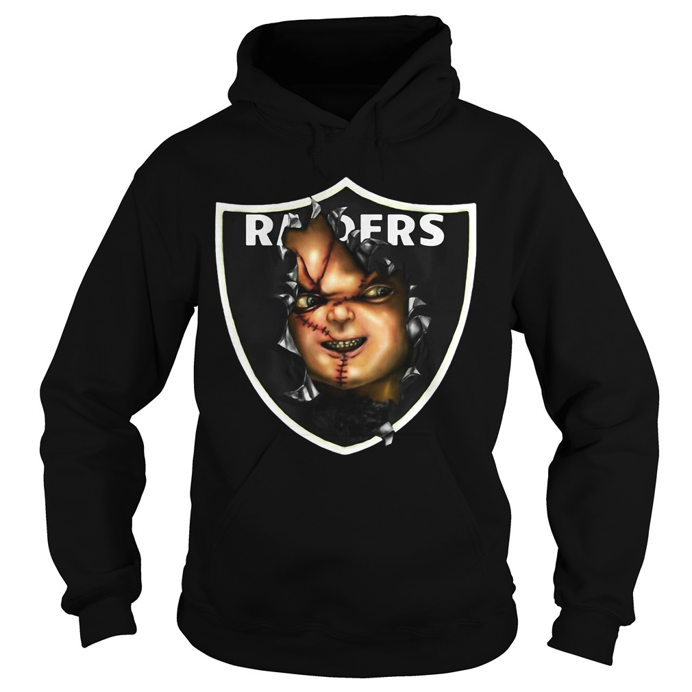 Official Chucky Raiders Hoodie