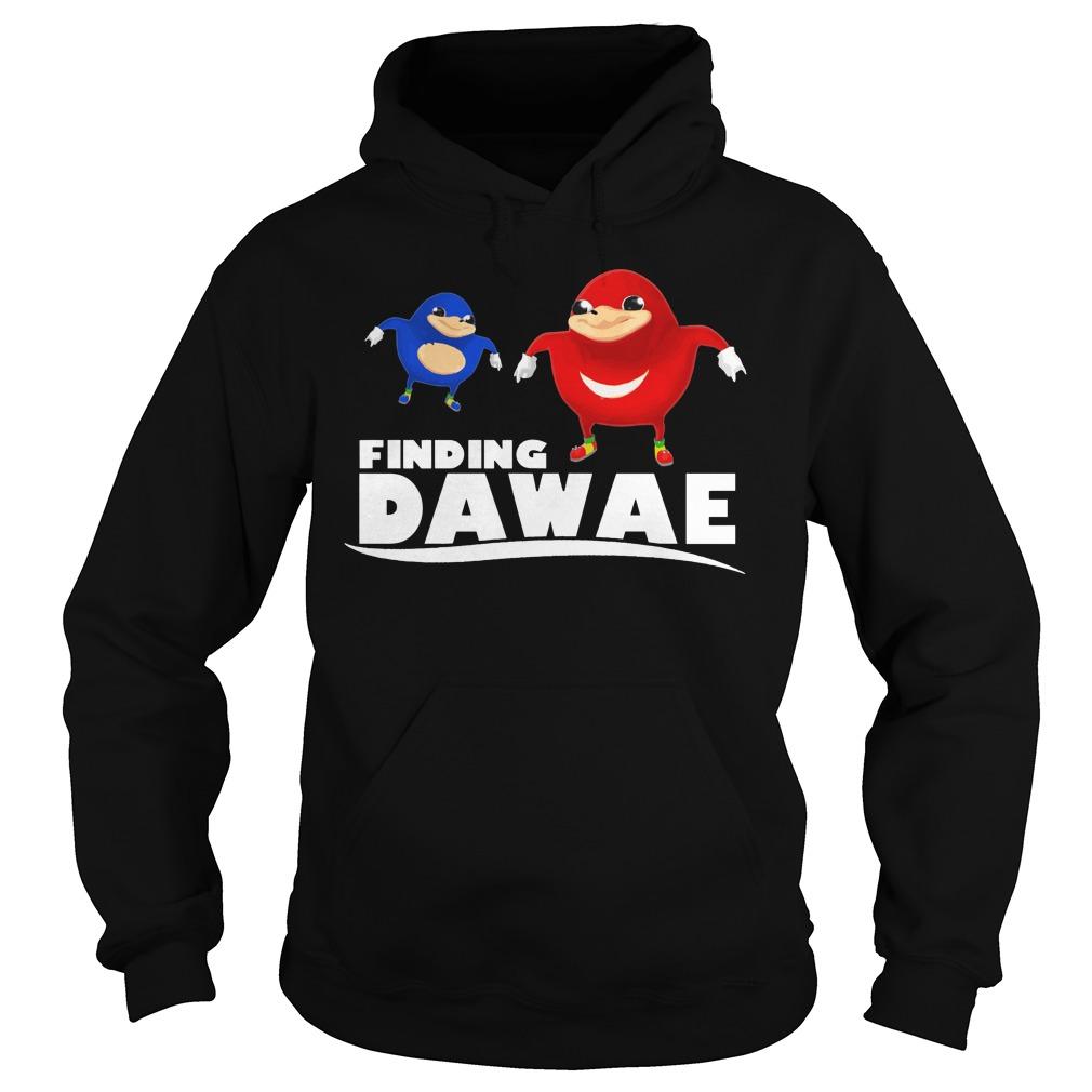 Official Finding Dawae Hoodie