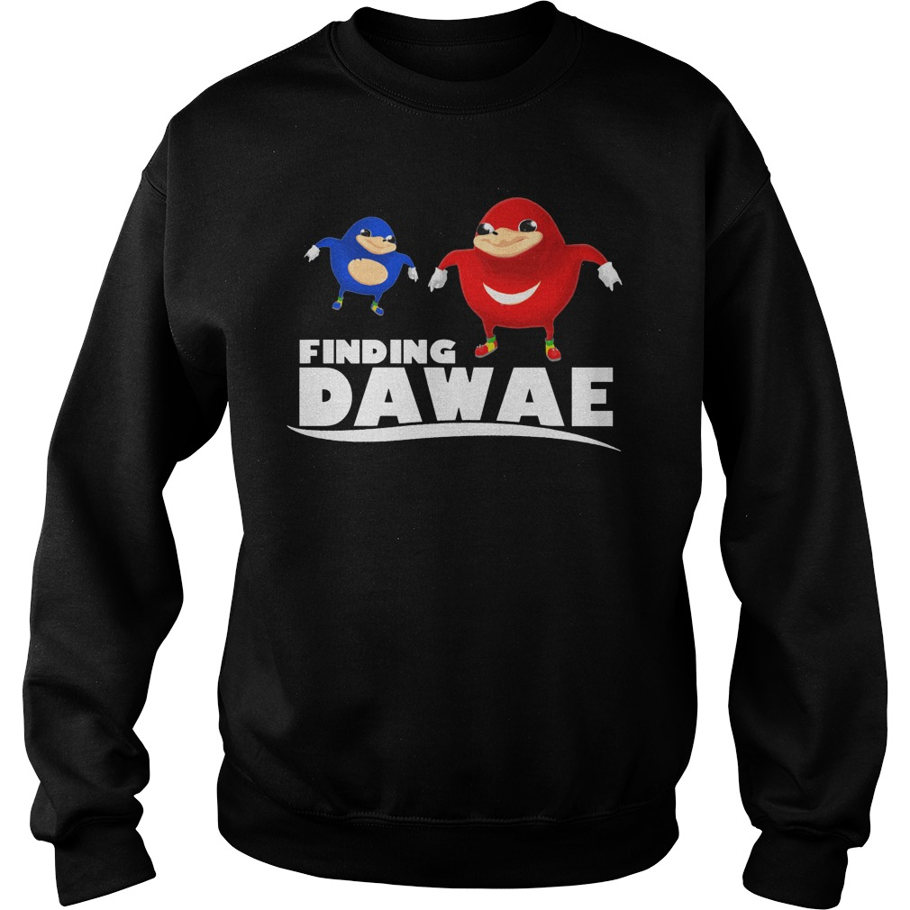 Official Finding Dawae Sweater