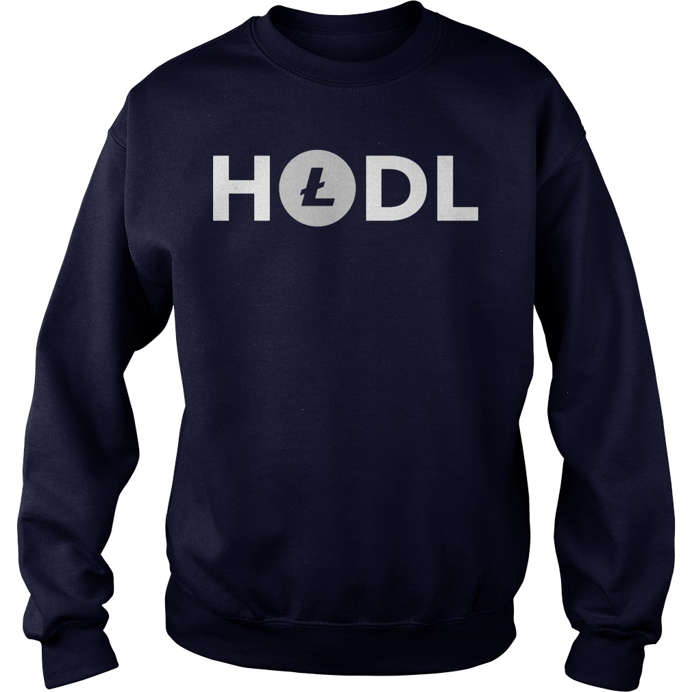 Official Hodl Litecoin Sweater