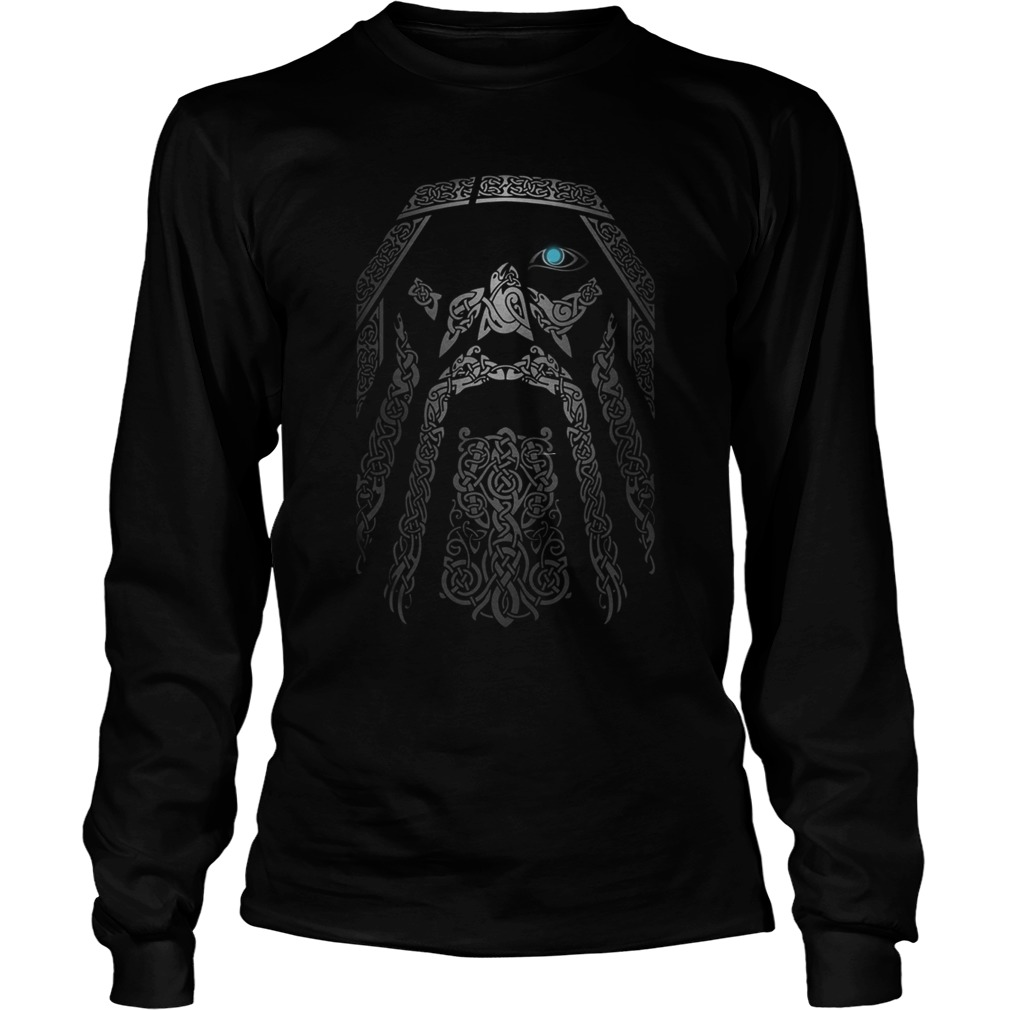 Official Odin Viking Longsleeve tee