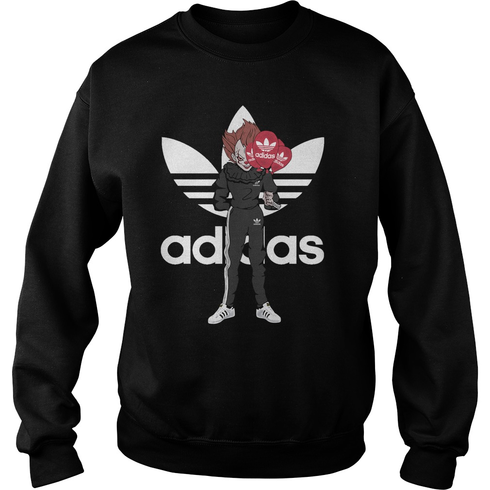 Official Pennywise IT Adidas Sweater