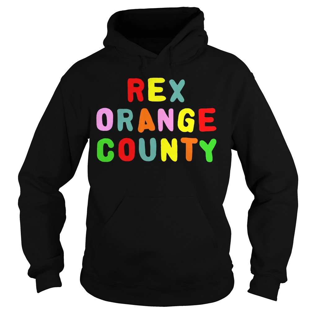 Rex orange county Hoodie