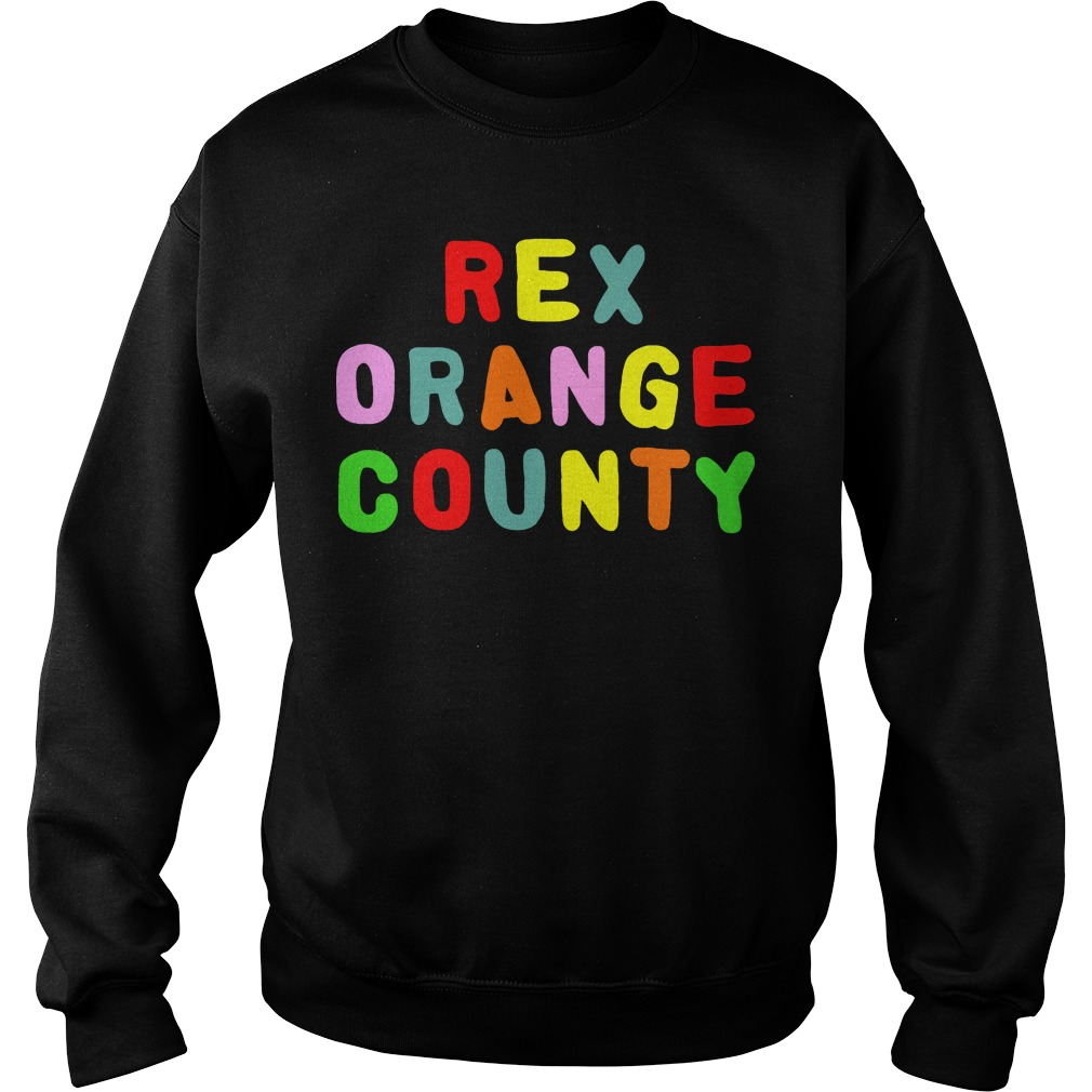 Rex orange county Sweater