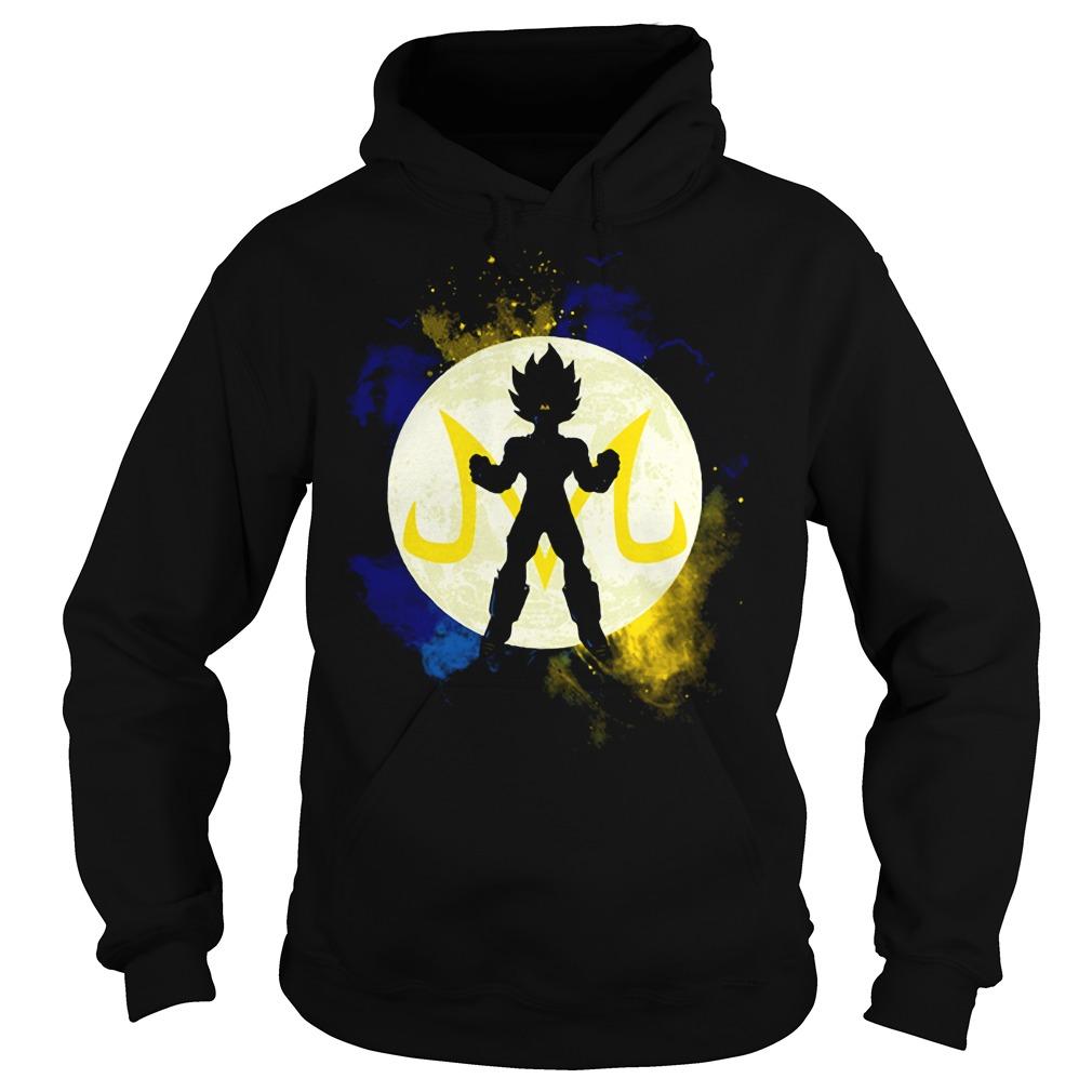 Saiyan Vegeta Goku DBZ Dragon Ball Z Hoodie