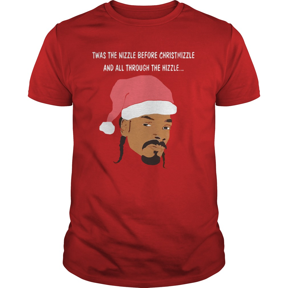 Snoop Dogg Christmas Guys shirt