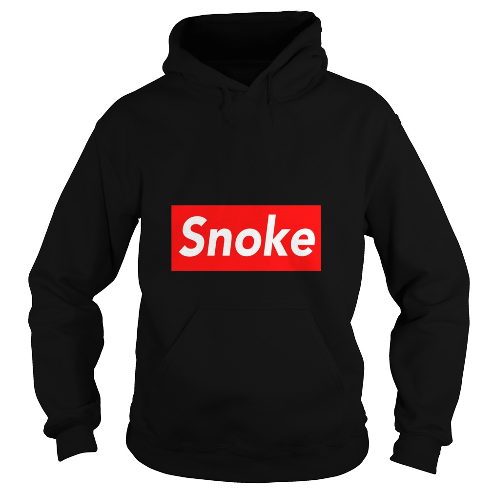 Supreme skater snoke Hoodie