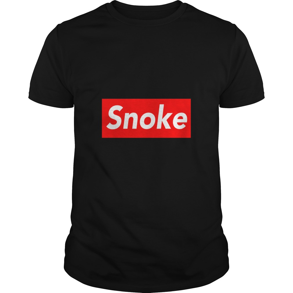 Supreme skater snoke shirt