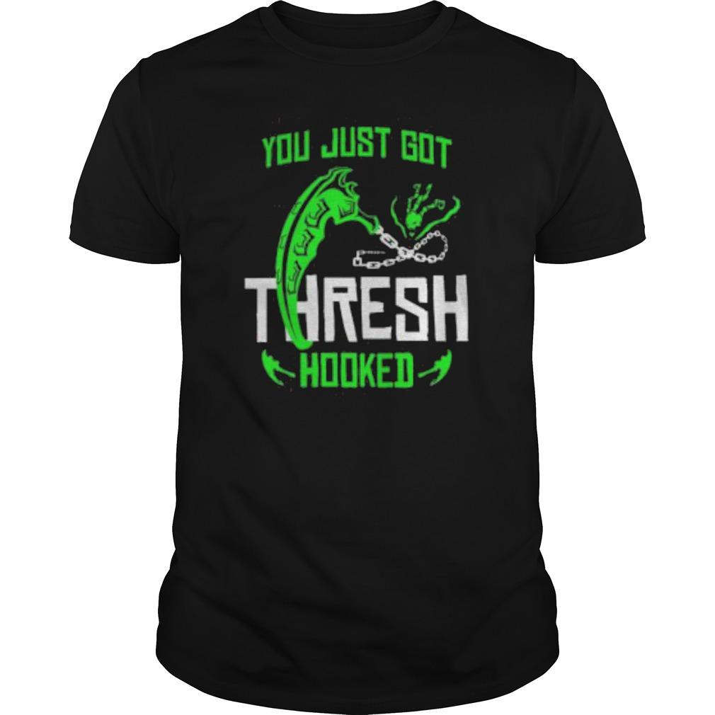 Thresh League of Legends shirt