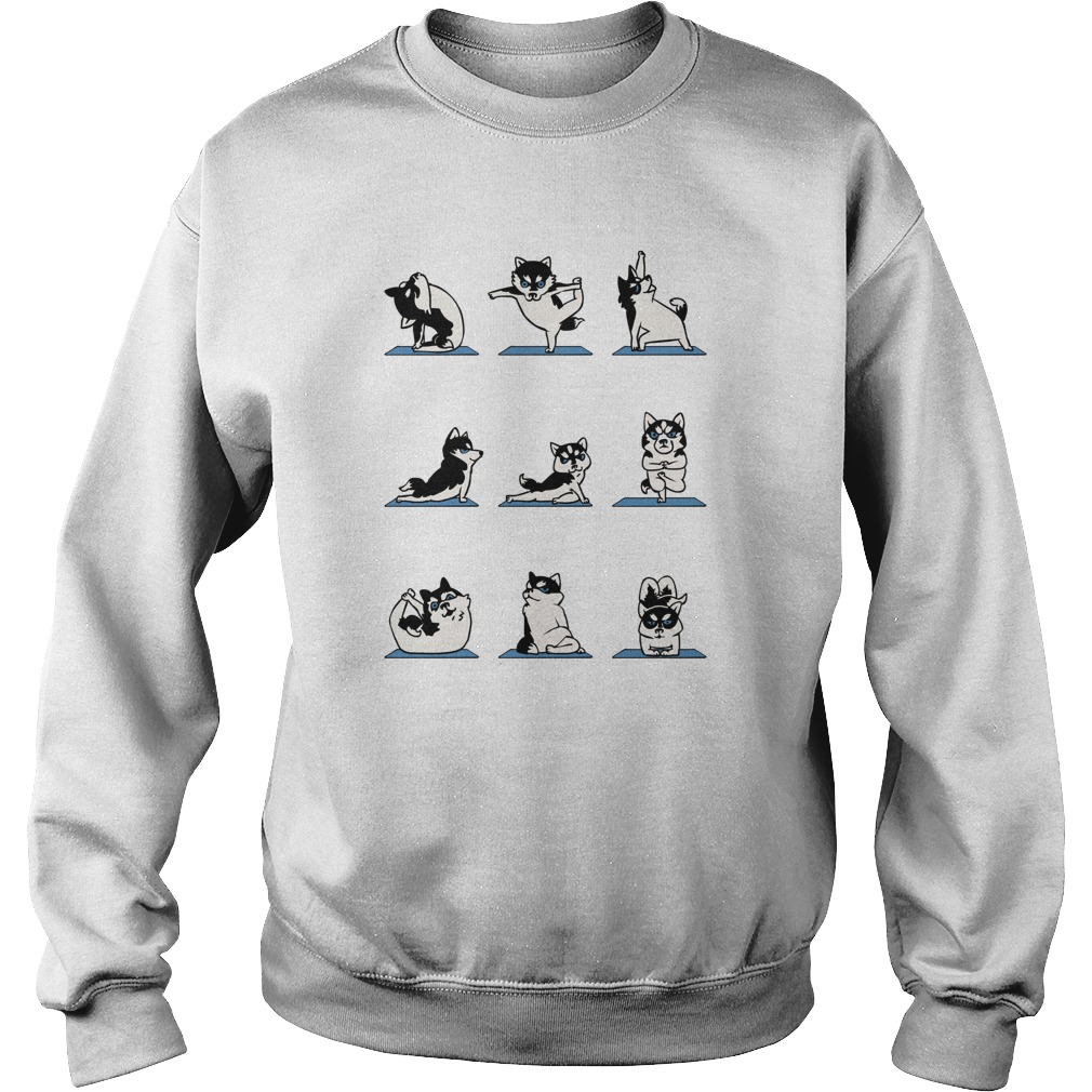 Official Husky yoga Sweater