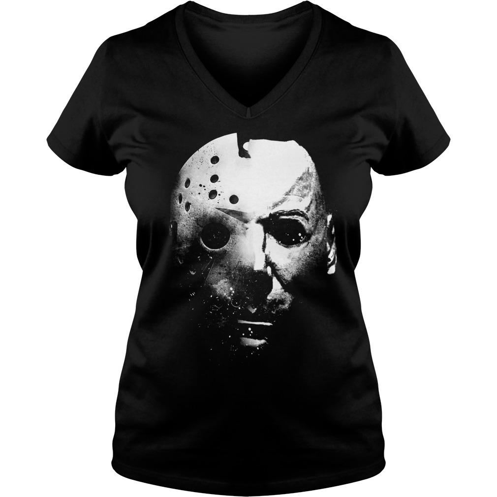 Legendary Horror V-neck t-shirt