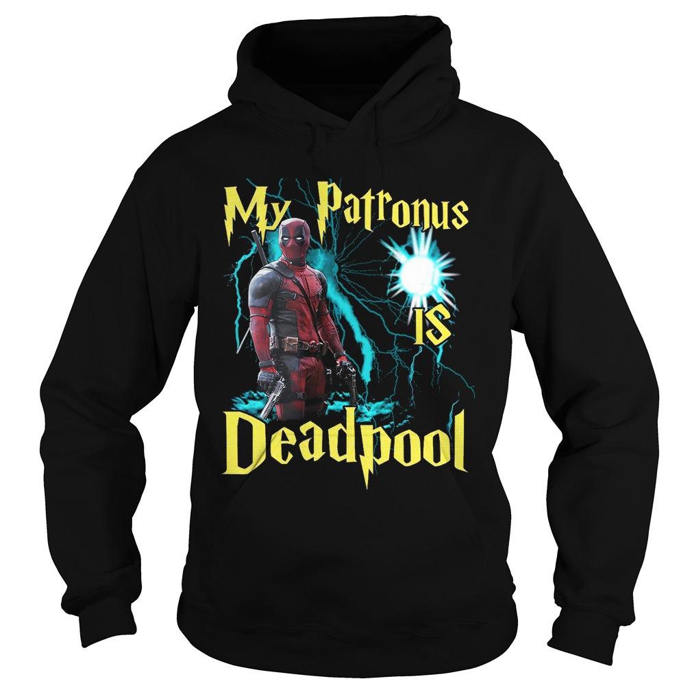 My patronus is deadpool Hoodie