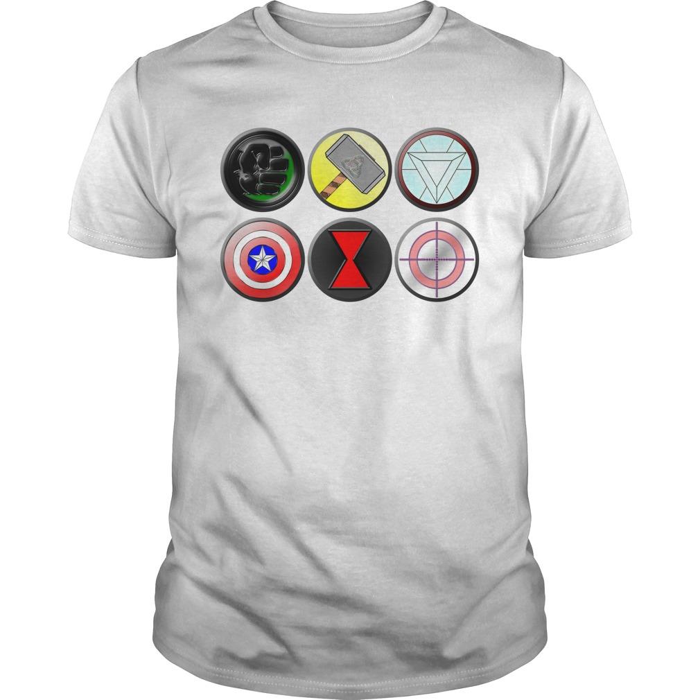 Official Assembled team shirt