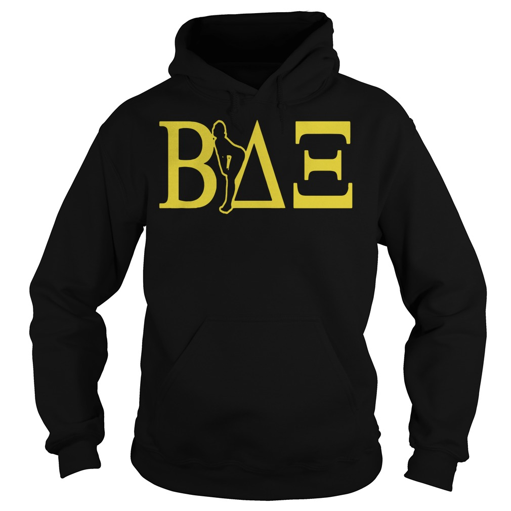 Official Beta Delta Xi - American Pie Hoodie