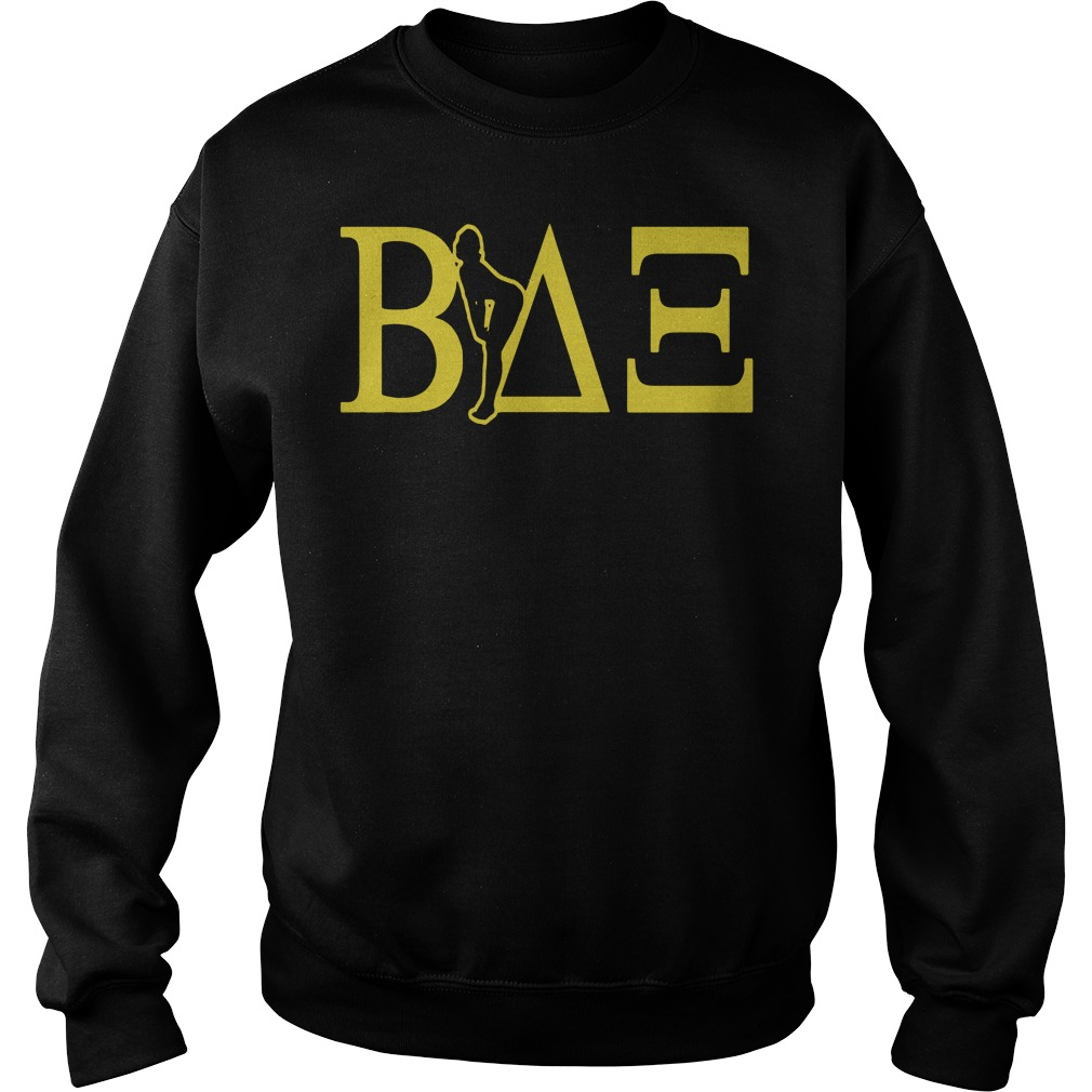 Official Beta Delta Xi - American Pie Sweater