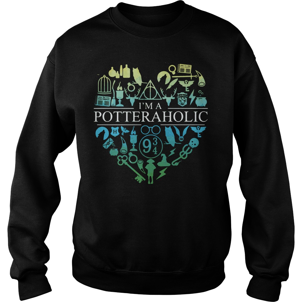 Official I'm a potteraholic Sweater