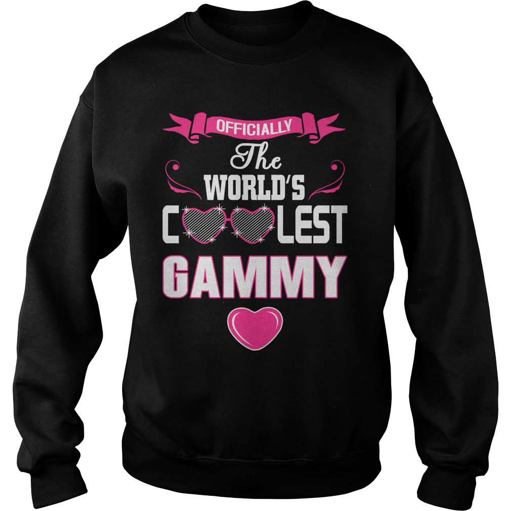 Officially the world's coolest gammy Sweater