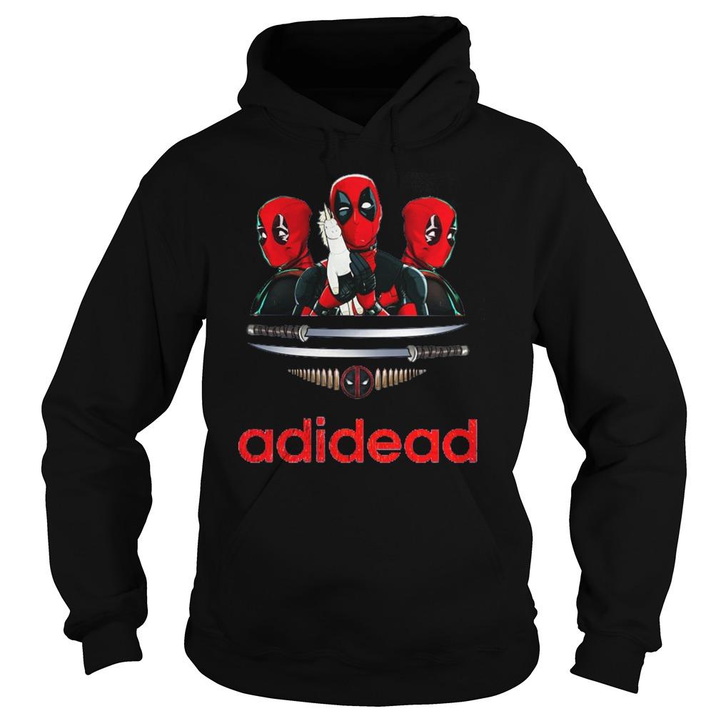 Adidead lover Adidas Deadpool Hoodie