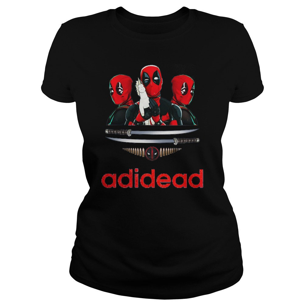 Adidead lover Adidas Deadpool Ladies tee