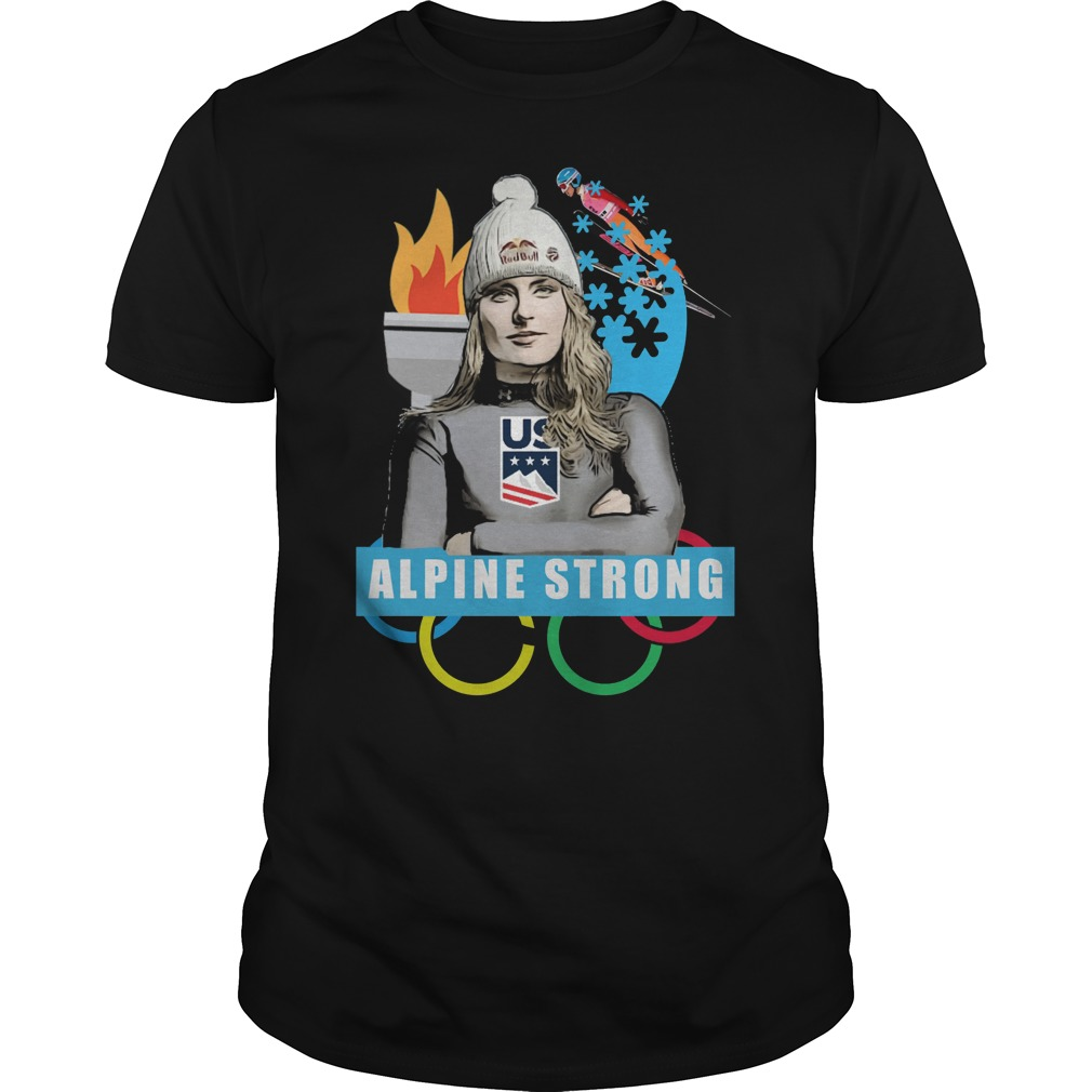 Alpine strong shirt