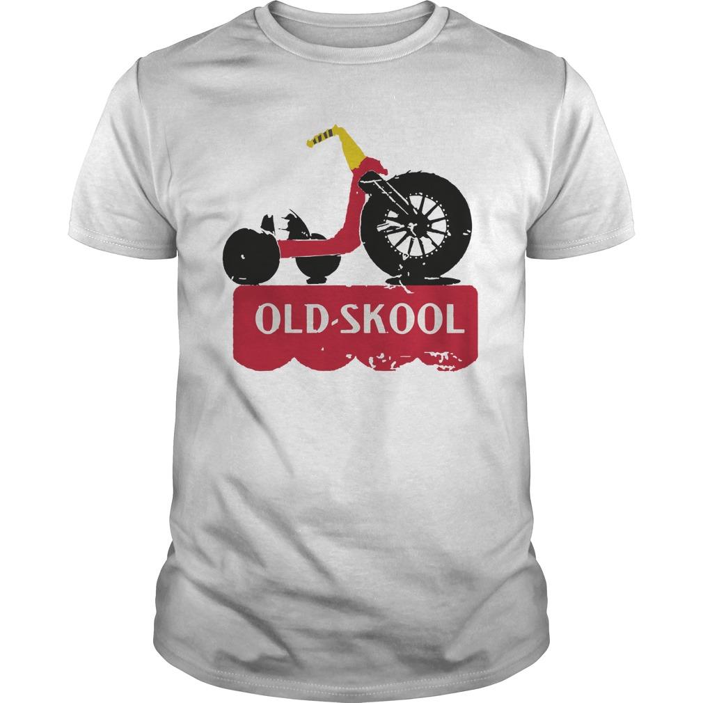 Chopper old school shirt