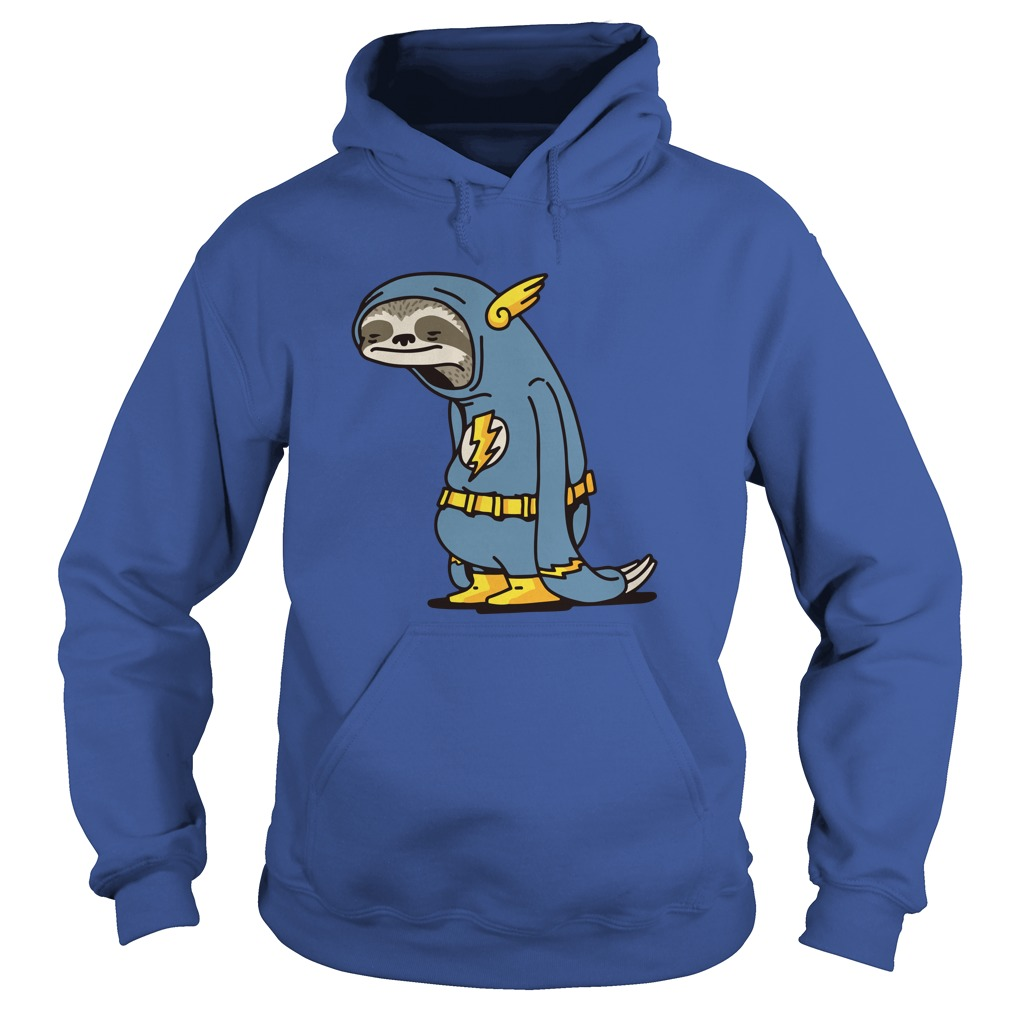 Fastest Sloth Alive Hoodie