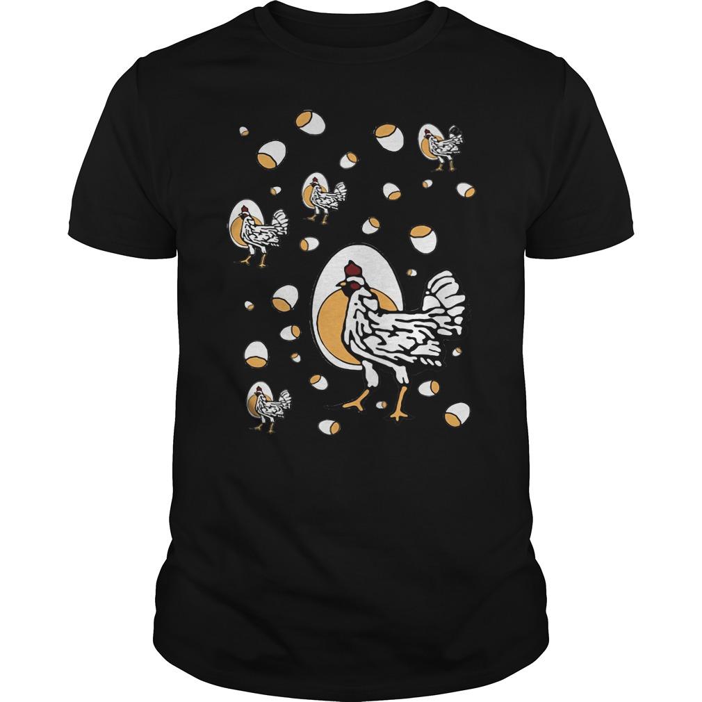 Roseanne Chicken shirt
