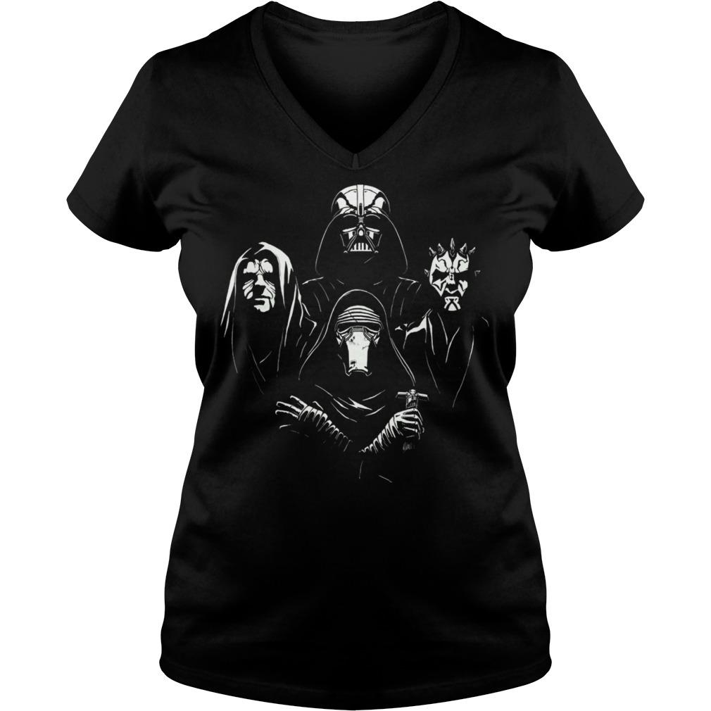 Star Wars Bohemian Rhapsody V-neck t-shirt