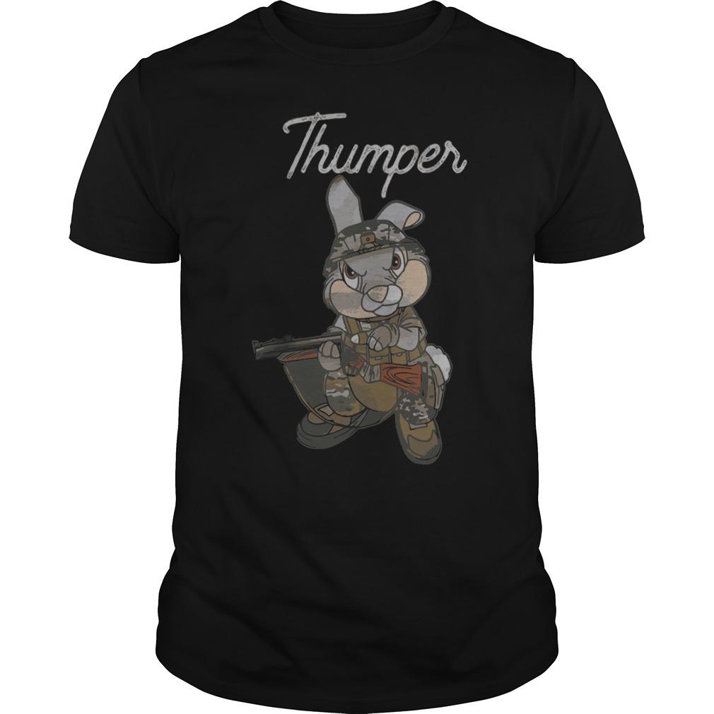 Thumper army shirt