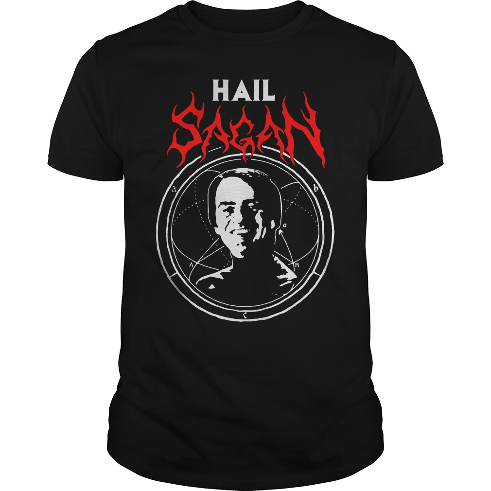 Camiseta Hail Sagan Shirt